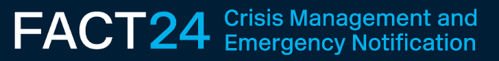 FACT24 Crisis Management and Emergency Notification