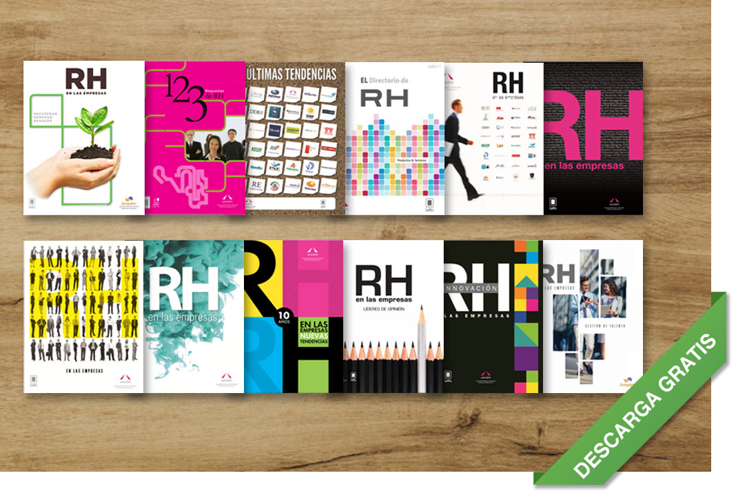 Descarga gratis RH en las empresas