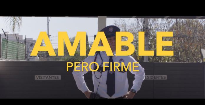 International Private Security De México – Amable pero firme